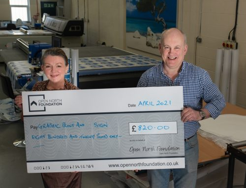 Covid recovery grant helps father and son business enter new market