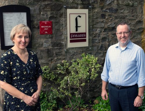 Finbarr's restaurant offers financial and in-kind support to Open North Foundation