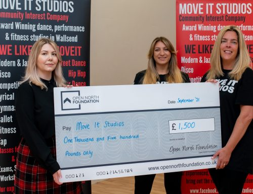 Dance studio comes bouncing back with Covid-19 recovery grant